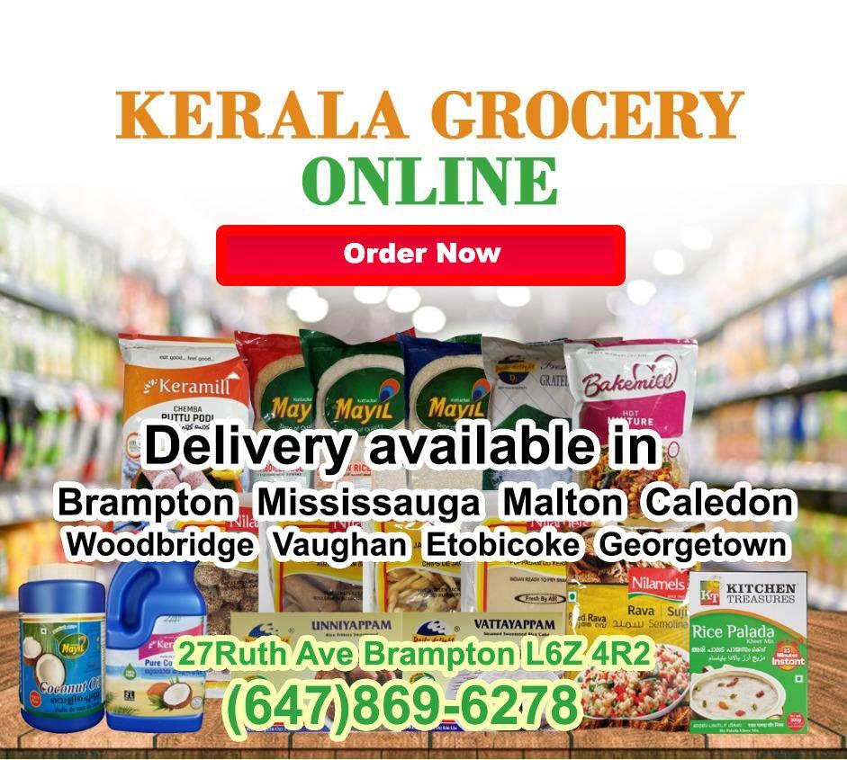 Kerala Grocery order online